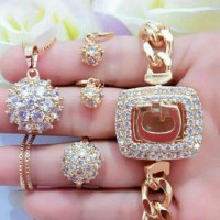 Jual Set Perhiasan Xuping Murah
