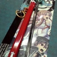 Harga gantungan kunci pedang merah