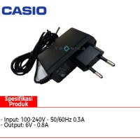 Adaptor Untuk Kalkulator Casio HR-8TM HR-100TM HR-150TM