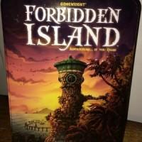 PlayEat BoardGame Forbidden Island
