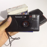 Kamera analog Concord 950 NOS lomo toycam 35mm
