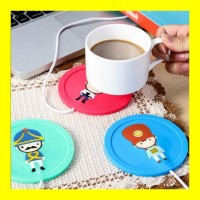 Jual USB Pad Warmer Coffee Penghangat Pemanas Kopi Teh Tea Minuman Cangkir Murah
