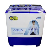 Aqua Sanyo QW1080XT Hijab Series Mesin Cuci [2 Tabung] Berkualitas