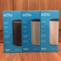 BNIB NEW 2017 Amazon Alexa Echo 2nd Generation