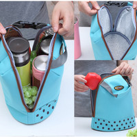 Tas Bekal Makanan Anak Cooler Bag Lunch Box Bag