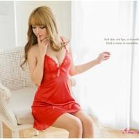 S M L XL XXL Sexy Lingerie Karrix Red Kado Seserahan Pernikahan m62b