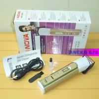 Alat Cukur Rambut Elektric NOVA NHC 6001 - Hair CLiper NOVA