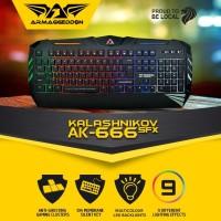 Armaggeddon Keyboard AK-666s FX