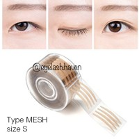 INVISIBLE EYELID TAPE / SCOT MATA, Type MESH size S