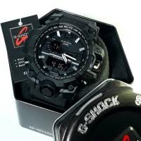 Jam tangan water resist G Shock GWG1000 fullblack
