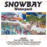 SNOWBAY taman mini indonesia indah PROMO MURAH/kolam renang (E-Tiket)