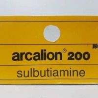 Arcalion 200 tablet isi 60 s