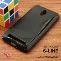 CASING CASE HP ASUS ZENFONE GO SOFT GEL JELLY SILIKON SILIKON SOFT