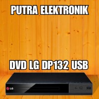 DVD Player LG DP 132 Usb ori resmi