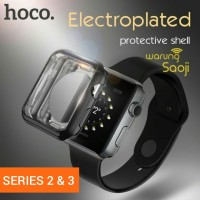 harga Hoco Apple Watch Case 38 42 Mm Series 1 2 Original Electroplating Tpu Tokopedia.com