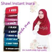 Jual Sale 10% Shawl Instan Inara by Nuhijab (ORIGINAL) Murah