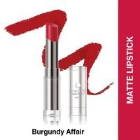 Lakme AbsReinvent Sculpt New HD Matte Lipstick Burgundy Affair