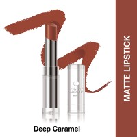 Lakme AbsReinvent Sculpt New Hi-Definition Matte Lipstick Deep Caramel