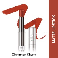 Lakme AbsReinvent Sculpt New HD Matte Lipstick Cinnamon Charm