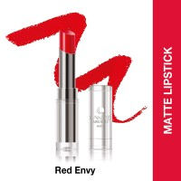 Lakme Abs Reinvent Sculpt New Hi-Definition Matte Lipstick Red Envy