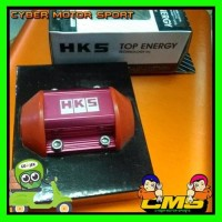 HKS top Energy double magnet. Pengirit bbm . universal Limited