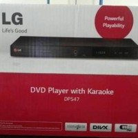 DP-547 LG DVD Player Karaoke