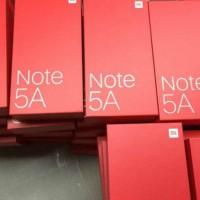 Jual [BONUS 10 BUYER TAM] Hp Xiaomi Redmi note 5A (xiomi mi 5 A) Ram 2/16GB Murah
