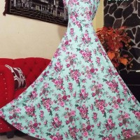 Gamis Wafle Tipicos  Rose Limited