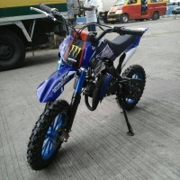 Motor Cross Mini Trail 50CC Lenka Anak like KTM 2tak