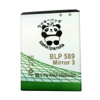 BATTERY HP RAKKIPANDA TIPE OPPO BLP589 FOR OPPO MIROR 3 (R3001)/JOY 3