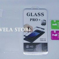 Glass Pro Plus Tempered Glass - Sony Xperia C5 / C5 Ultra (Dual)