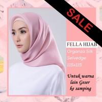 Jual Hijab Organza premium Murah