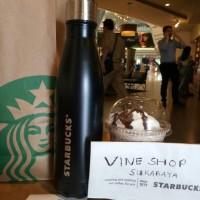 Jual Starbucks S'well Tumbler Black Murah