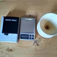 Jual Timbangan Digital Kopi Digital Coffee Scale 2000gr Murah