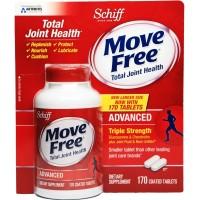 Schiff Move Free Advanced Triple Strength, 170 Tablets