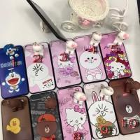 Case Jelly Standing Disney 3D Samsung J1 Ace, J3,( J3, J5, J7 Pro)