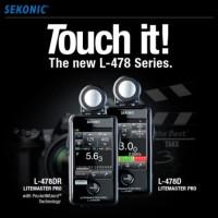 Sekonic LITEMASTER PRO L-478D Photographic Light Meter Original