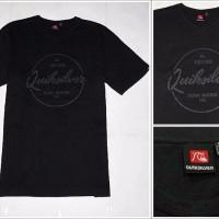 Quiksilver Twin Fin T Shirt Original Hitam
