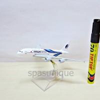 Pajangan Miniatur Diecast Pesawat Malaysia airlines