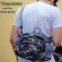 Hot! Paket Murah Tas Selempang Original / Waistbag Tracking