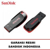 Jual SANDISK FLASHDISK 8BG / USB FLASH 8GB / SANDISK CRUZER BLADE CZ50 8GB Murah