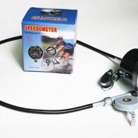 Hot List!!! Analog Bicycle Speedometer / Bicycle Sepeda Analog Import