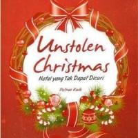 (Baru) Buku Unstolen Christmas . Petrus Kwik Limited