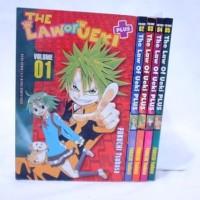 Komik The Law Of Ueki Plus 1-5 . Fukuchi Tsubasa Murah