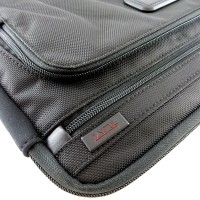 "TUMI Laptop Cover for 13"" Laptops - Ballistic Nylon Black"