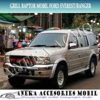 Dijual Grill Grille Raptor Variasi Fiber Mobil Ford Ranger 2 MI-78D