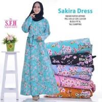 Jual Baju Gamis / Dress Pesta Terbaru GE079 Murah