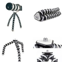 Jual Gorillapod / Tripod Gurita size XL Untuk stand kamera DSLR+ Smartphone Murah