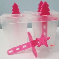 MD005 4Pcs Ice Mold Cetakan Es Puding Lolipop Es Krim Ice Cream Buah