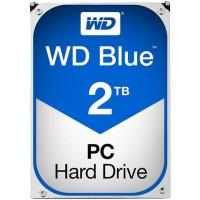 "WD Caviar Blue 2TB - HD HDD Hardisk Internal 3.5"" For PC"